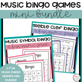 Music Bingo Mini Bundle
