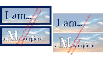 MUSIC CLASS CREED - ENCOURAGING PRINTABLE - PDF/PPT - Poster Bulletin Board BTS