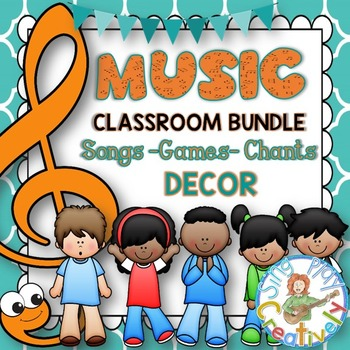 MUSIC CLASSROOM ESSENTIAL SONGS GAMES RULES K-6 Mp3 Printables