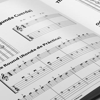 MUSIC: Children's Puerto Rican Cuatro Method - eBook