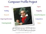 MUSIC: Composer Profile Presentation