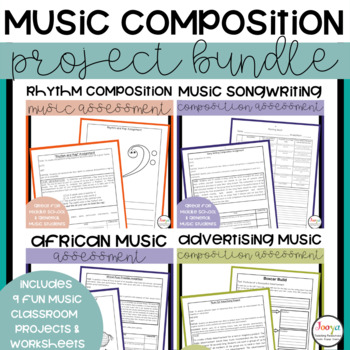 MUSIC - Composition Bundle