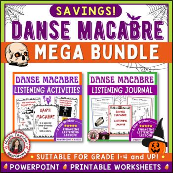 Danse Macabre BUNDLE Grades 1-4