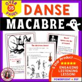 Halloween Music: Danse Macabre PPT & Music Listening Works