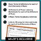 MUSIC- Elements of Music Listening Analysis Bundle