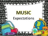 MUSIC Expectations