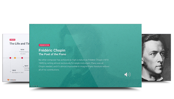 MUSIC: Frédéric Chopin - The Poet of the Piano [PowerPoint Presentation w/ Quiz]