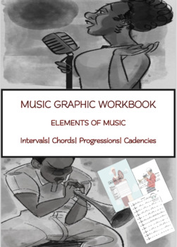 MUSIC GRAPHIC WORKBOOK Elements of Music