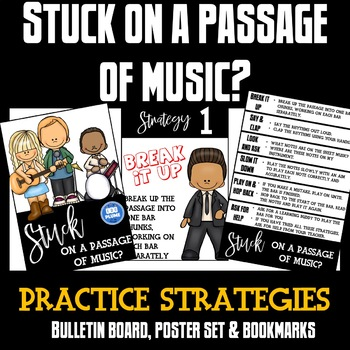 MUSIC PRACTICE - GUIDED-PRACTICE STRATEGIES KIT