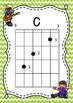 MUSIC - Guitar Chart FREEBIE