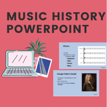 MUSIC HISTORY LESSON: VOCAL MUSIC