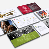 MUSIC: Jazz Masters—Louis Armstrong [PowerPoint Presentati