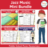 MUSIC- Jazz Music Mini Bundle