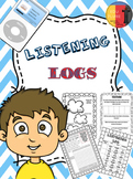 LISTENING LOGS (ELEMENTS OF MUSIC)