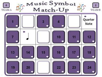 Music Match-Ups