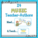 Freebie: MUSIC MEET and TEACH eBOOK