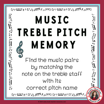 MUSIC MEMORY GAMES BUNDLE