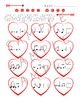 Music Math - Adding and Subtracting Note Values - Valentine's Theme