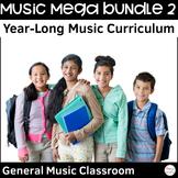 Music Worksheets & Lessons Mega Bundle 2