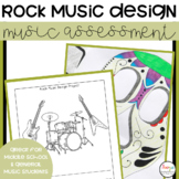 Rock Music Design Project