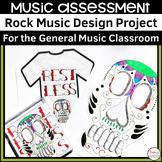 Rock Music Design Project