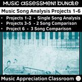Music Analysis Project Bundle