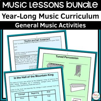 MUSIC: Music Bundle 1 - Three Units in One