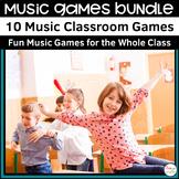 Music Classroom Games Bundle