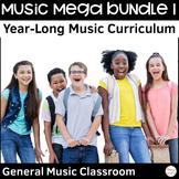 Music Worksheets & Lessons MEGA Bundle 1