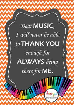 MUSIC- Music in Our Schools Month FREEBIE