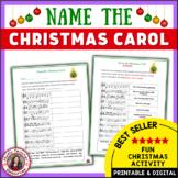 Christmas Music Activities: Christmas Music Listening Activities