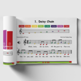 MUSIC: Peanut Butter and Jelly for Boomwhackers® - eBook/P