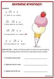 Rhythm Invention Worksheet