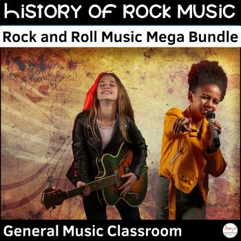 MUSIC - Rock Music Mega Bundle