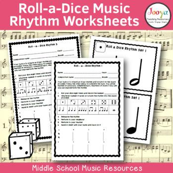 MUSIC - Roll - a - Dice Rhythm 1