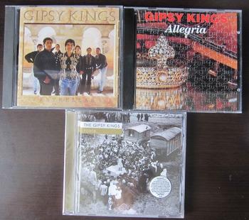MUSIC SPANISH SONGS GYPSY KINGS CDs CD Estrellas Allegria Roots
