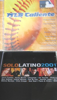 MUSIC SPANISH SONGS various latin artists MBL Caliente Sol