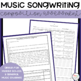 Music Songwriting Project