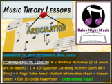 MUSIC THEORY LESSON Dynamics and Musical Expression