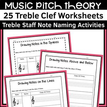 MUSIC THEORY - Pitch Music Theory Workbook