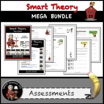 Smart Music Theory PRODUCT PREVIEW video (resources not included)