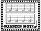 MUSIC TRACING WORKSHEET - MUSIC NOTES