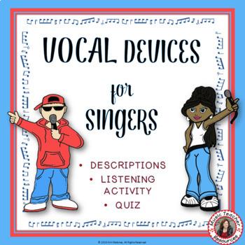 Chorus (Choir) Research and Listening Activities