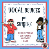 Music Choir Research and Listening Activities