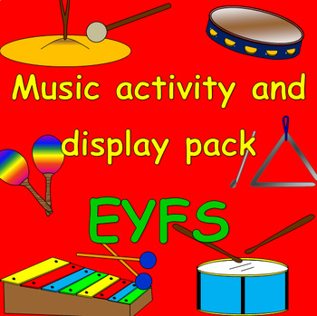 MUSIC thematic unit- EYFS, Early Years