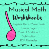 MUSICAL MATH with C Major