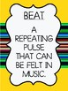 MUSICAL TERMS POSTERS- A DAZZLING POSTER SET FOR YOUR MUSIC ROOM!