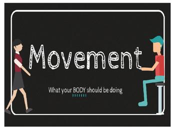 MVP: Movement, Voice, Participation Signs
