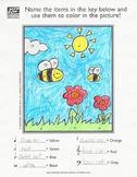 Music Activity Sheet - Bees