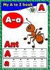 MY A to Z Activity Book